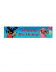 Bing™ Banner für Geburtstage Raumdekoration bunt 270 x 20 cm