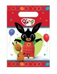 Bing™-Geschenktüten für Überraschungen 8 Stück bunt