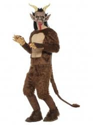 Tierisches Faun-Kostüm für Herren Karnevals-Verkleidung