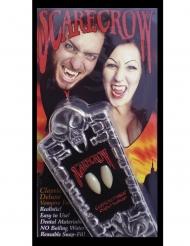 Vampirzähne Eckzähne Halloween Kostüm-Accessoire 2 Stück