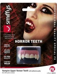 Vampirzähne Halloween Kostüm-Accessoire für Erwachsene