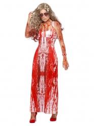 Zombie Prom Queen Kostüm für Damen Halloween