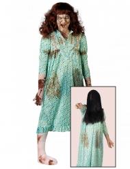 Böses Exorzismus-Kostüm für Erwachsene Halloween bunt
