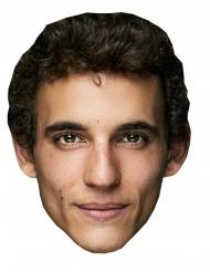 Miguel Herran Bankräuber Pappkarton-Maske für Erwachsene