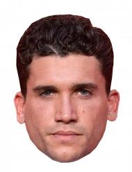 Jaime Lorente Pappkarton-Maske für Erwachsene Bankräuber