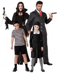 Horror-Familie Zombie-Familie Familienkostüm Gruppenkostüm 4-teilig