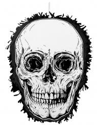 Pinata Totenkopf Partydeko 35 x 25 cm