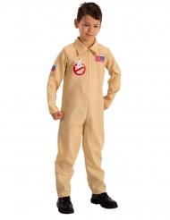 Spannendes Geisterjäger-Kostüm für Kinder beige