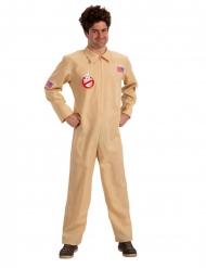 Geisterjäger Kostüm für Herren Halloween beige