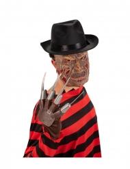 Killer-Handschuh mit Krallen für Erwachsene Halloween-Zubehör grau-braun