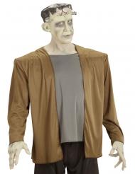 Realistisches Monster-Kostüm für Erwachsene Halloween braun