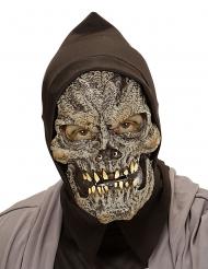 Todesmonster-Maske Totenkopf für Kinder Halloween