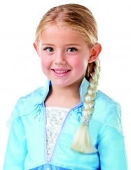 Disney Frozen 2™-Elsa-Zopf zum Anstecken Accessoire für Kinder blond
