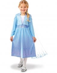 Disney Frozen 2™-Elsa-Kostüm für Mädchen blau-lila