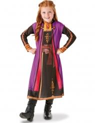 Frozen 2™ Anna-Kostüm für Mädchen Disney™-Verkleidung bunt
