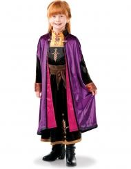 Frozen 2™-Anna-Kostüm für Kinder Disney™-Verkleidung bunt