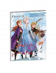 Frozen 2™-Adventskalender für Kinder 50 g bunt