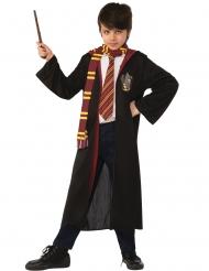 Harry Potter™-Gryffindor-Kostüm für Jungen schwarz-rot-gold