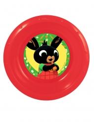 Kleiner Bing™-Teller aus Kunststoff 16 cm rot