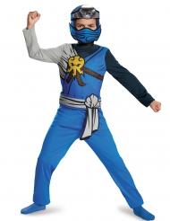 Jay™-Kostüm von Lego Ninjago™ für Kinder blau