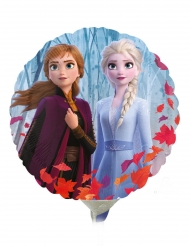 Disney Frozen 2™-Aluminium-Ballon Party-Deko für Kinder bunt 23 cm