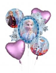 Die-Eiskönigin-2™-Ballon-Set Frozen™-Luftballon bunt 5-teilig