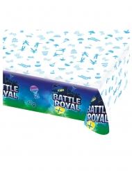 Videospiel Tischdecke aus Kunststoff Battle Royal blau