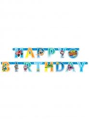 Top Wing™- Happy Birthday Girlande Deko-Idee bunt 218 x 12 cm