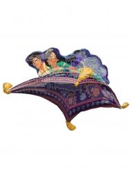 Aladdin™-Ballon Kindergeburtstag-Deko bunt106 x 63 cm