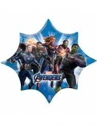 Avengers Endgame™-Luftballon Marvel™ Partydeko bunt 88x73 cm