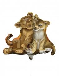 König-der-Löwen™-Ballon braun 23 cm