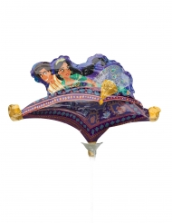 Aladdin™-Luftballon beidseitig Partydeko Kindergeburtstag bunt 23 cm