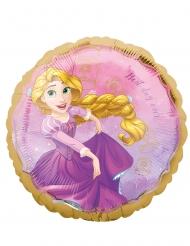 Disney™-Folienballon Rapunzel Partyzubehör bunt 43 cm