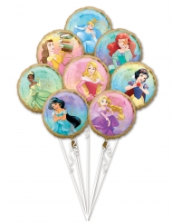 Prinzessinnen-Ballon Disney™ Partydekoration bunt 43 cm