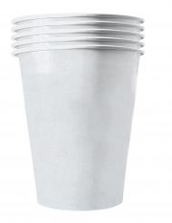 Große American-Style Partybecher 20 Stück weiß 530 ml