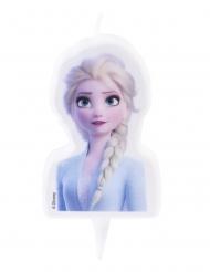 Disney Frozen2™-Geburtstagskerze Tortendeko bunt 7,5 cm