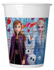 Disney Frozen 2™-Trinkbecher Tischzubehör 8 Stück bunt 200 ml