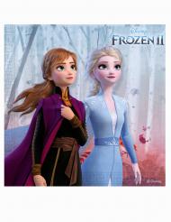 Disney Frozen 2™-Servietten für Kindergeburtstage 20 Stück 33 x 33 cm