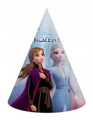 Disney Frozen2™-Partyhüte für Kindergeburtstage 6 Stück bunt