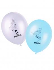 Disney Frozen2™-Luftballons Raumdekoration 8 Stück 28 cm