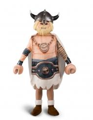 Charlie Brenner™-Playmobil Kostüm für Kinder Lizenz bunt