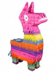 Süße Lama-Piñata für Geburtstage Party-Spielzeug bunt 58 x 35 cm