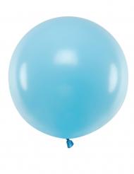 Riesenballon Raumdekoration für verschiedene Anlässe blau 60 cm