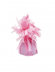 Hübsche Ballongewichte Ballon-Zubehör 6 Stück pink 10 cm