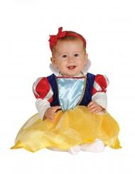 Märchen-Prinzessin Kostüm für Kleinkinder Karnevals-Verkleidung bunt