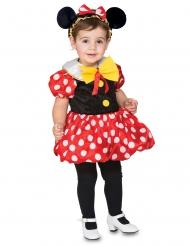 Kultiges Maus-Kostüm für Mädchen Trickfilm-Verkleidung bunt