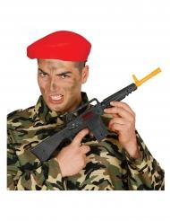 M16 Spielzeug-Gewehr 52cm schwarz-gelb