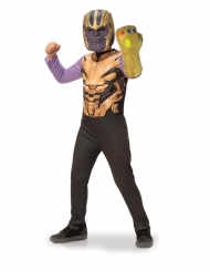 Thanos™-Superhelden-Kostüm für Kinder bunt