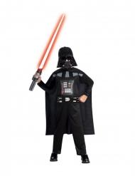 Star Wars™ Darth Vader-Kostüm für Kinder Kostüm-Box Deluxe schwarz