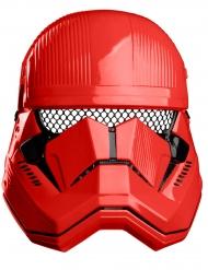 Sith Trooper™-Star Wars-Maske für Kinder Lizenz-Zubehör rot